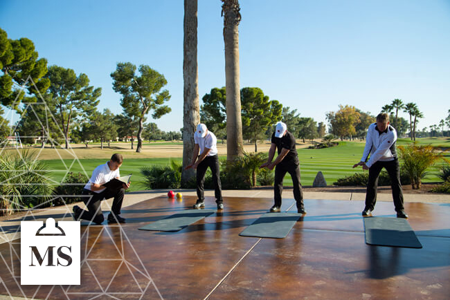 Receive one-to-one training from a Certified Tathata Golf Movement Specialist