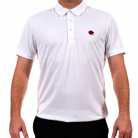 Shop Tathatagolf.com - Men's White Polo